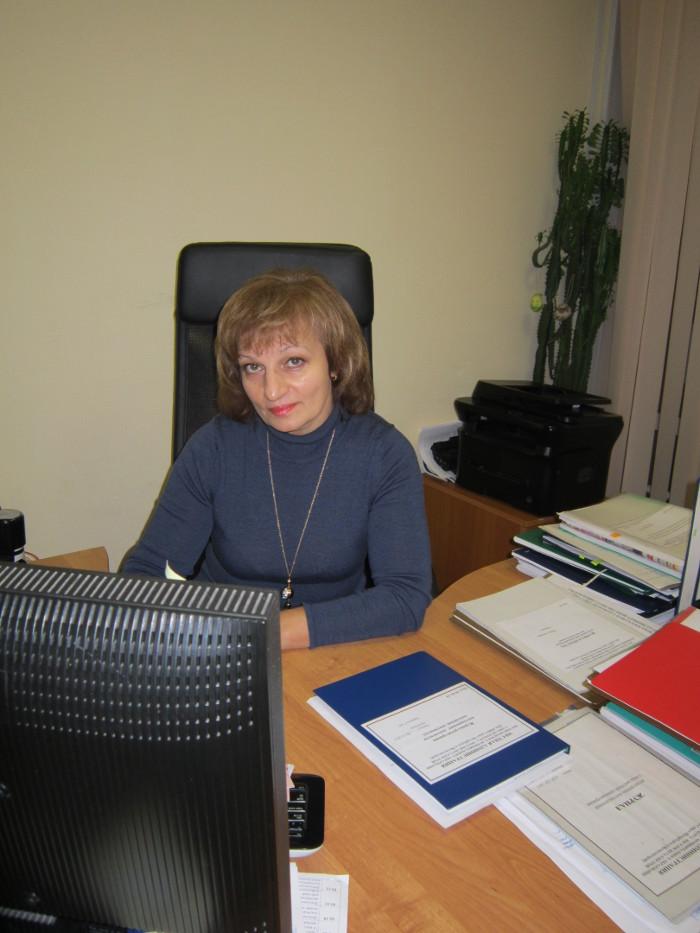 Цейковец Лариса Николаевна