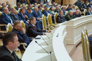 отчет губернатора СПб